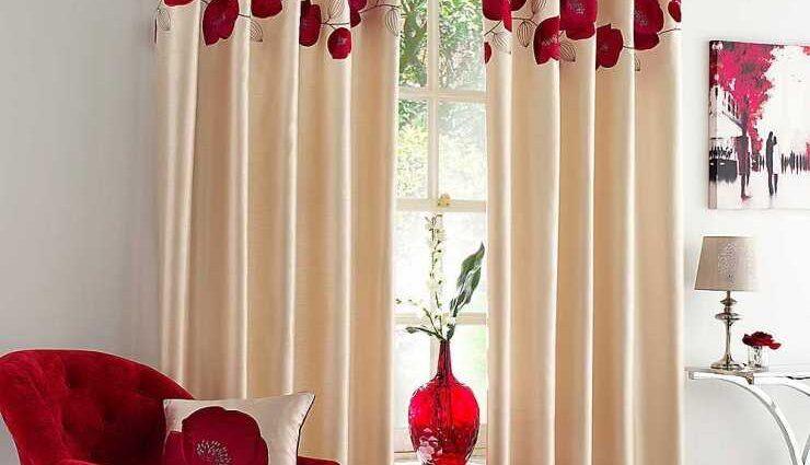 Curtains Installation